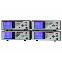 China Safety High Voltage Test Equipment For Air / Ceiling Fan Production Lines on sale