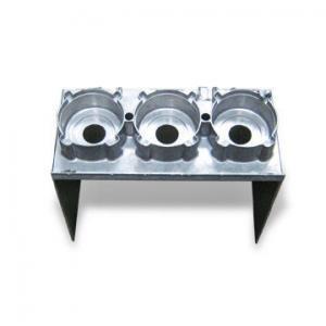China C1040 A356 Zinc Die Casting Precision CNC Parts Private Powder Coating on sale