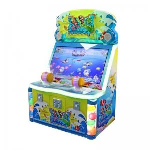 China Go Fishing Games Lottery Redemption Game Video Game Machine For Sales on sale