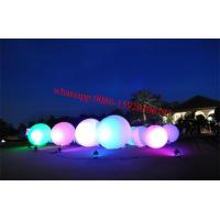 Inflatable Spheres , event structures inflatables, led balloon light , light up balloon ,stand light balloon