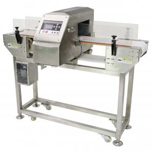 China Economical Industrial Conveyor Metal Detector Equipment / Food Safety Detector on sale