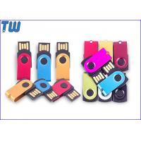 Coloful Slim Mini Twister Usb 64 GB Flash Drive Key Chain for Gifts