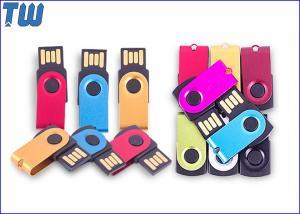 China Coloful Slim Mini Twister Usb 64 GB Flash Drive Key Chain for Gifts on sale