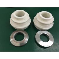 China TUV Zirconia Ceramic Parts Metal Drawing Cone and Guide Pulley Elements for Wire Industry on sale