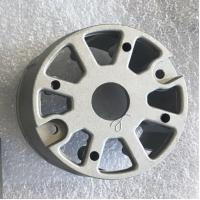 China Sand Casting Aluminum Die Castings Cover Sandblasting Cheap Cast Parts on sale