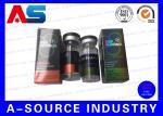 Customized Hologram 10ml Vial Storage Box Regular CMYK Printing Custom Printed Boxes