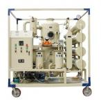 Double Stages Vacuum Transformer Oil Filtration plant Transformer Oil Purifier