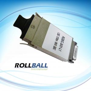 China 1.25G Tx1550nm - Rx1310nm 20km Bi-Directional GBIC Transceiver Module For Router Interface on sale