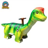 Animatronic Type Animal Ride Games With 20-25 Songs Storage Capacity