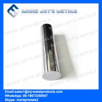 K10/K20/K30 Grounded Tungsten Carbide Round Bars for Making Tools