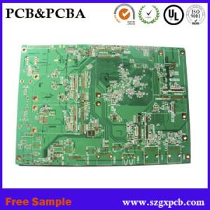 China High quality FR4 pcb Prototyping PCB printed circuit board aluminum PCB Led from shenzhen factory on sale