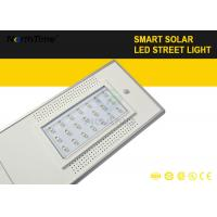 Top 20W All In One Solar Panel Street Lights To Replace 100W High Pressure Sodium Lamp