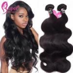 Pure Malaysian Hair Extensions Hair Cuticle Aligned Beauty Strong Double Drawn