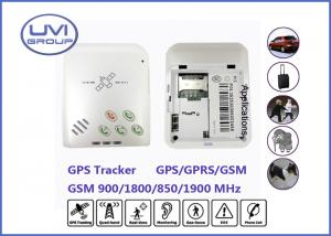 China SMS Or GPRS Portable Personal GPS Trackers With SOS Alert , Location Report on sale