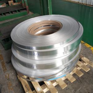 China Fin - Stock Aluminum Foil Big Roll Radiator Condensers Evaporators Air Conditioner on sale