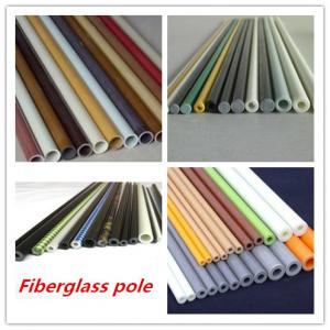 China Insulation Carbon Fibre Stake/Pole with Light Weight on sale