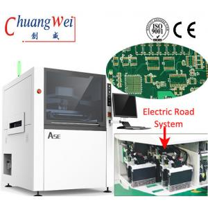 China China Automatic SMT Stencil Printer Solder Paste Printing Machine for PCB LED Assembly Line Production on sale