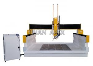 China Low Maintenance 4 Axis CNC Router Machine High Accuracy For EPS Foam Engraving on sale