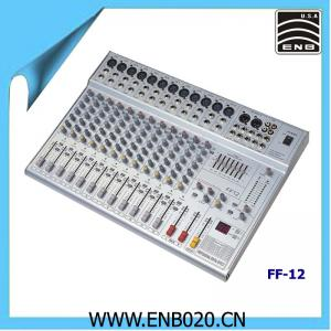China Pro audio mixer, sound mixing console, professional mixer on sale