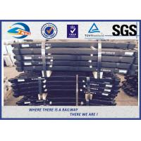 Heavy Duty Spring Steel Leaf  , Paint Spring Steel Plate For Truck