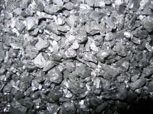 China Black Steelmaking Coal , 95% Carbon Content Calcined Petroleum Coke on sale