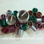 helicoil free-running threaded inserts color helicoils inserts M2-M60