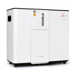 China Shuangsheng Sz-100a Hospital Oxygen Machine Brand New Design Beautiful Looking on sale