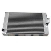 China Aluminum Oil Radiator Heater Hydraulic For Car Brazing Plate Fin on sale
