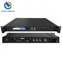 China DVB S2 Tuner Input Hd Encoder Modulator , Digital Satellite Tv Hdmi Encoder Modulator on sale