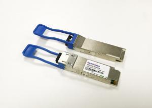 Quality Compact SMF 10Km CWDM QSFP28 Optical Transceiver 100G / ps AQSFP -100G-LR4 for sale