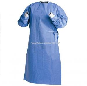 China Ladies Disposable Nonwoven Surgical Dress on sale