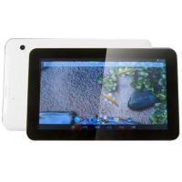 White Dual Core Newest Tablet PC Android 4.2 VIA8880 9 Inch with Dual Camera