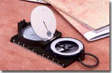 China pocket compass DQL-4 on sale