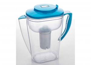 China Safety WQA Testing Water Filter Jugs For Kitchen , Ion - Exchange Resin UK Standard on sale