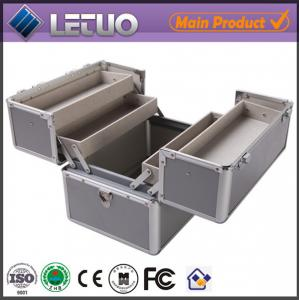 China 2015 new products aluminum tool case tool storage box first-aid kit on sale
