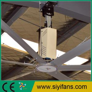 China 4.8m AC Electric Current Type HVLS Industrial Ceiling Fan on sale