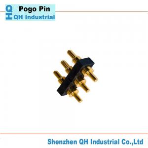 China 3Pin 4.0mm Pitch Pogo Pin Connector on sale