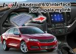 China Chevrolet Impala Android 6.0 video interface with rearview WiFi video mirror link wholesale