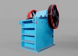 China Under 300MPA Jaw Crusher Machine , 320mm Feed Ore Processing Machine on sale