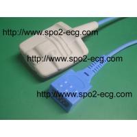 Datex_Pediatric finger clip, 3ft blue cable & DB9M 9-pin_SAF-F_spo2 sensor