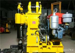 China High Speed Water Well Drilling Rig / Deep Well Drilling Machine OEM Service on sale