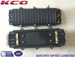 Horizontal Fiber Optic Splice Closure PC Material IP65 Aerial Joint Enclosure Box KCO-H2295