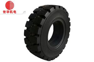 China Shihua 300-15 Solid Forklift Tires / Commercial Truck Tires GNSTO on sale