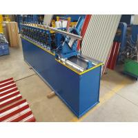 China Frame Drywall Galvanized Sheet Light Steel Profiles Metal Stud/Track Roll Forming Machine on sale