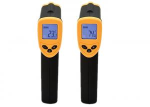 China Electronic IR Laser High Temperature Infrared Thermomet Digital Non Contact Type on sale