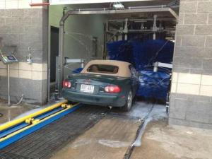 China The Coming Of The Era Of Intelligent Automatic Car Wash on sale