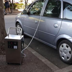 China car air purifier ozone generator for car washing shop on sale