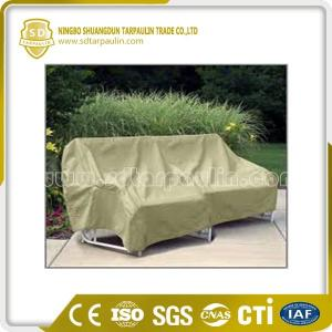 China Dust Resistant Polyester Outdoor Furniture Cover on sale