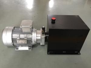 China Horizontal Mounting AC380V 4KW Portable Hydraulic Power Unit for Lift Table on sale