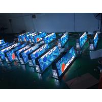 China 5 mm Pixel Pitch Taxi LED Display 2 Years Warranty Full Color LED Taxi Sign on sale